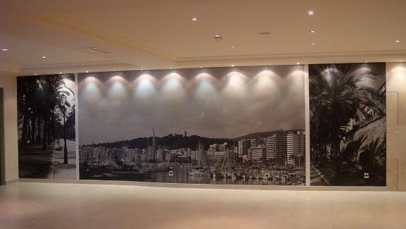 Mural Marina Luz