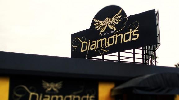Rótulo Diamonds