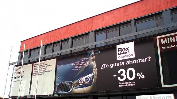 Valla REX Motors