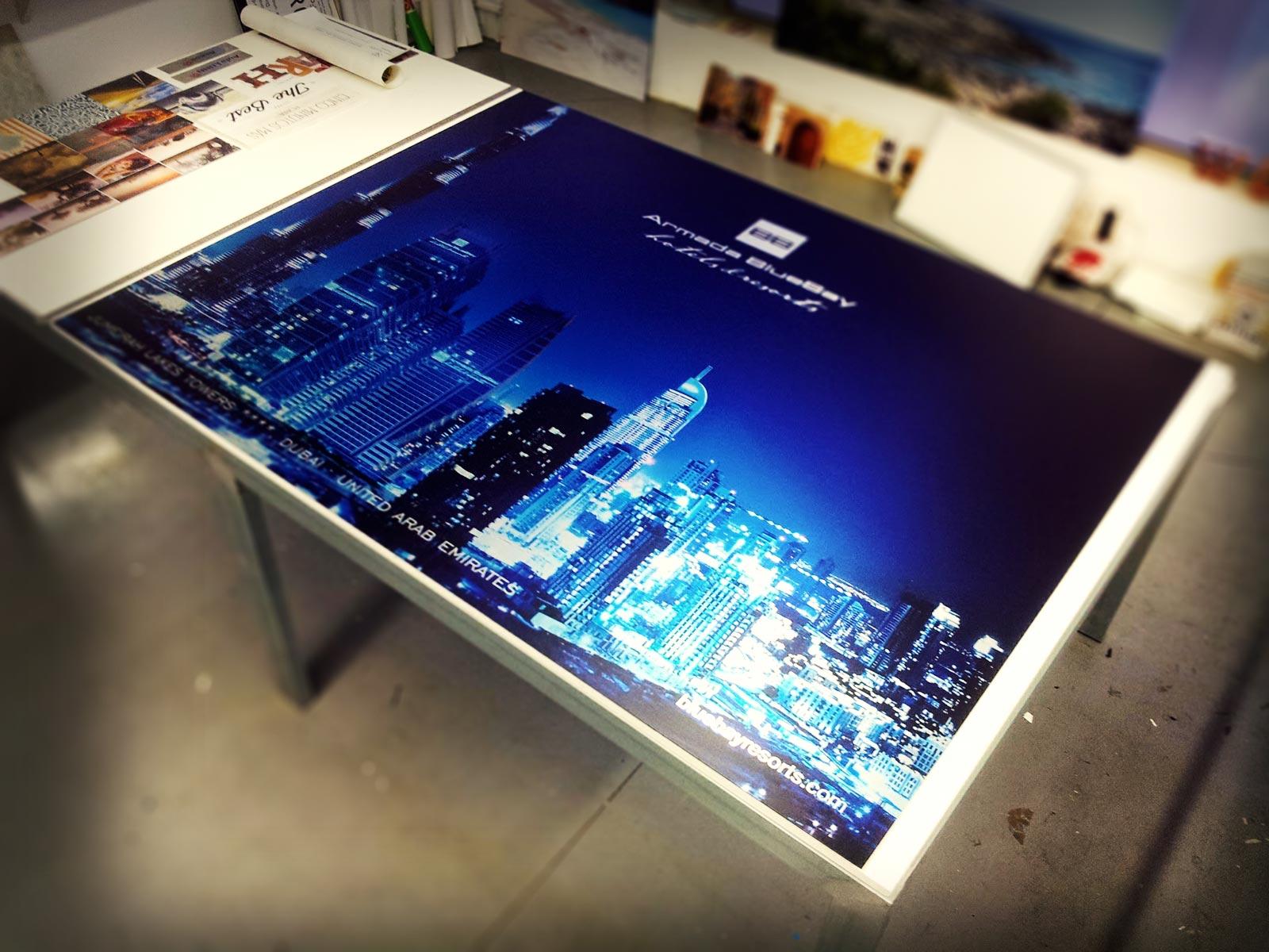 Impresión digital, cuadros para hoteles | Concord Impresión