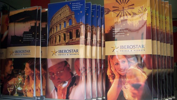 Roll Ups Iberostar