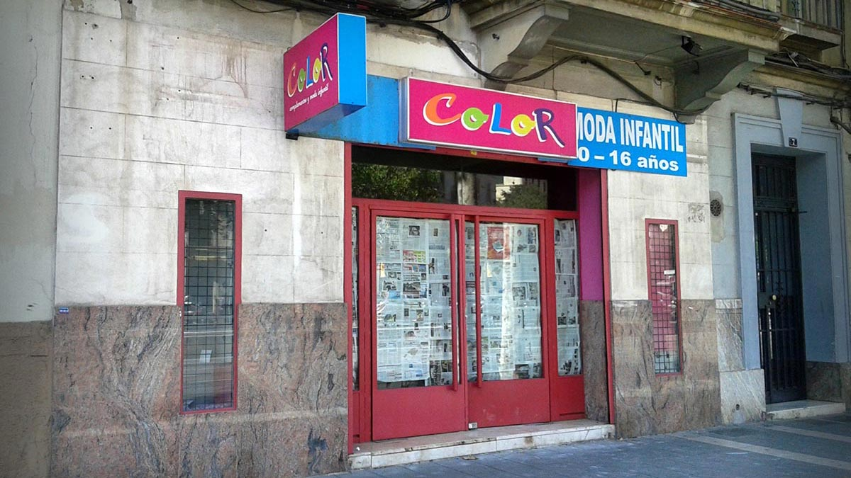 Rotulacion fachadas mallorca concord impresi n - Recubrimientos de fachadas ...