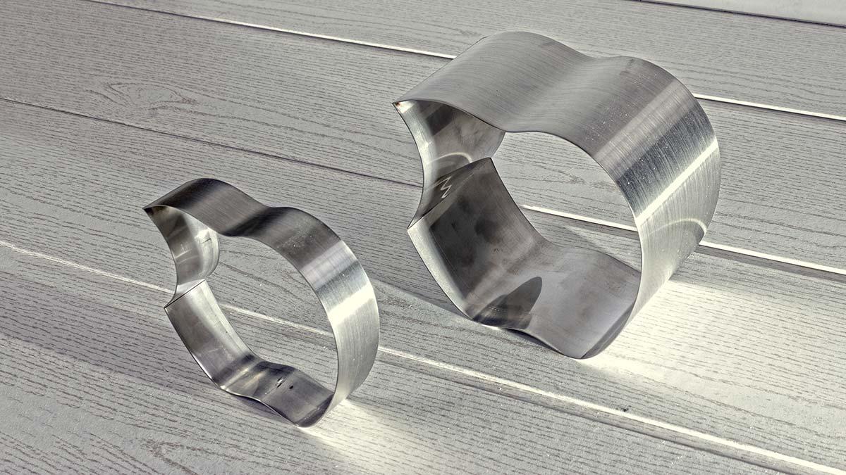 Figuras y letras corp reas en acero inoxidable concord - Figuras de acero inoxidable ...