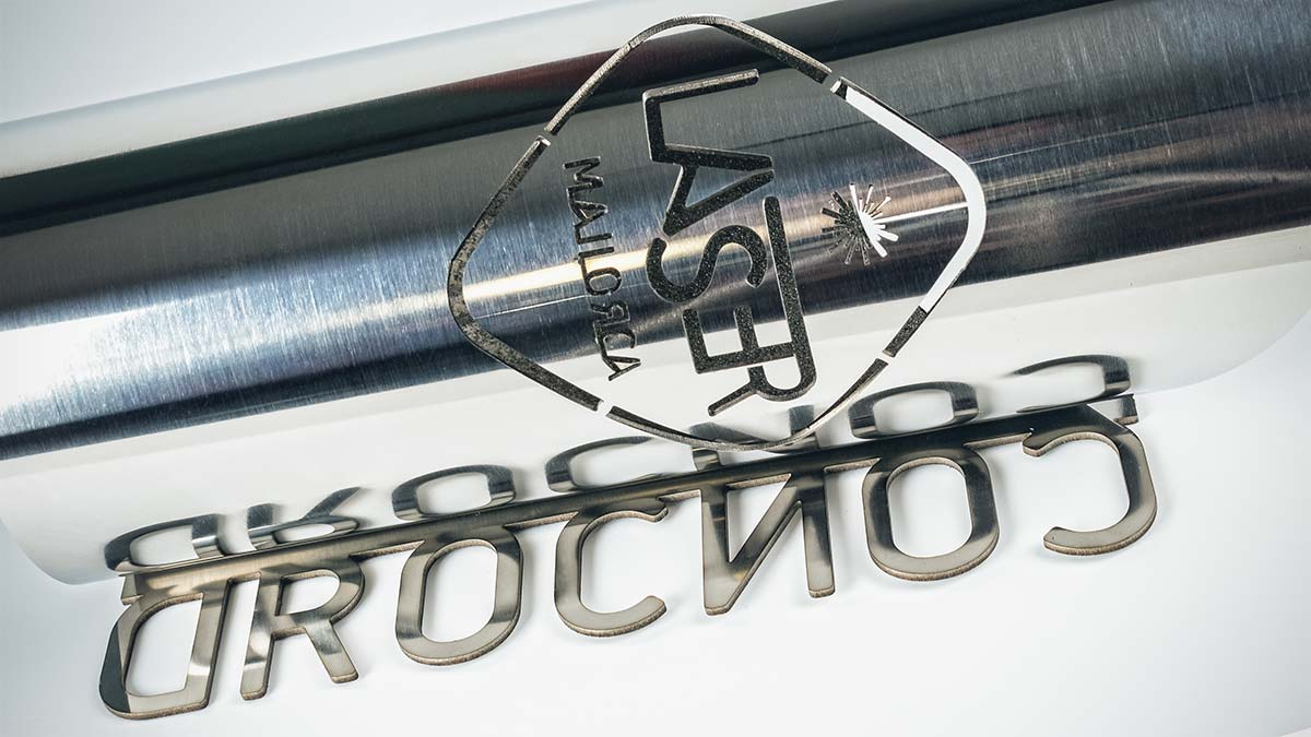 Corte láser de tubos de acero inoxidable